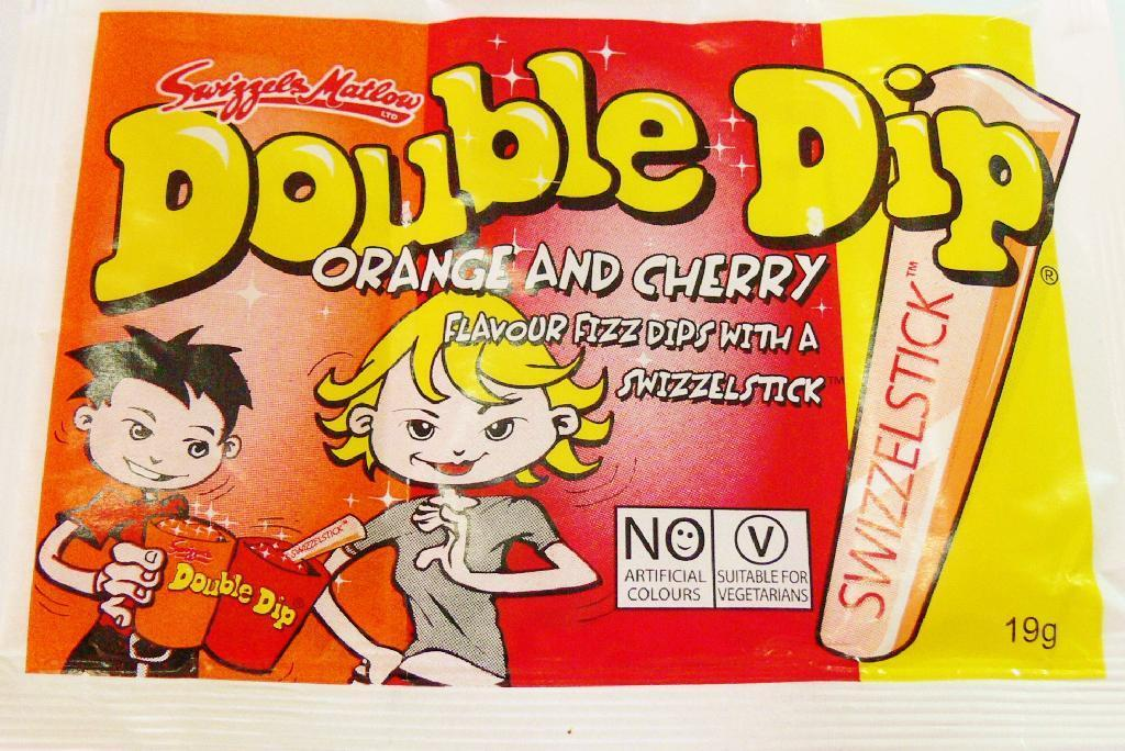 36 Swizzle Double Dip Sherbert Sweets The Sweet Pot